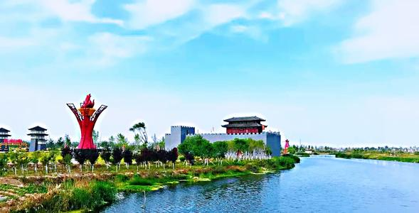 """墩尚镇开展""""四治同管""""行动 构建水清树绿生态环境"""