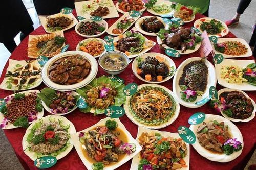 连云港市第二届地方菜职业技能竞赛举行