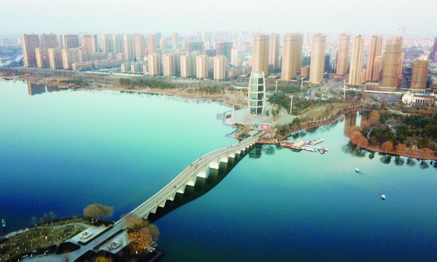 东海高新区2020年招引32个重大项目