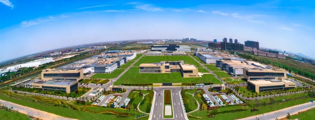 连云港市开发区医药产业示范基地再次获评五星级