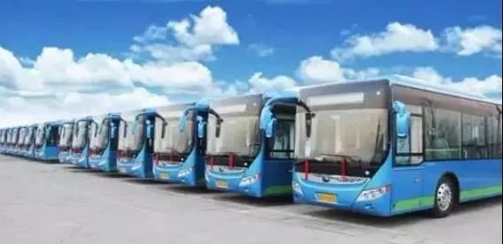 5条公交线路临时调整