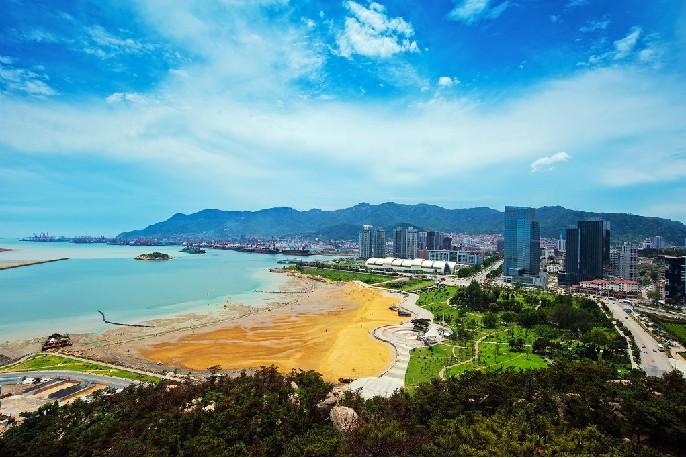 向海發展 ,推動港城海洋產業深度融合
