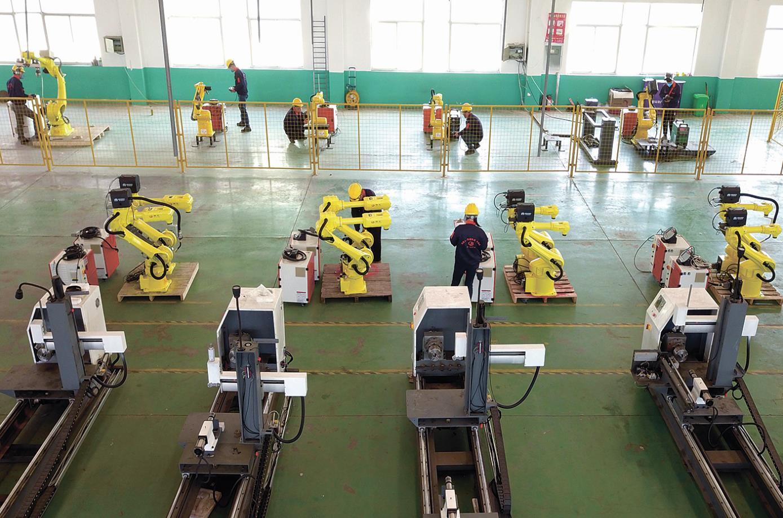 灌云企业检测机器人产品