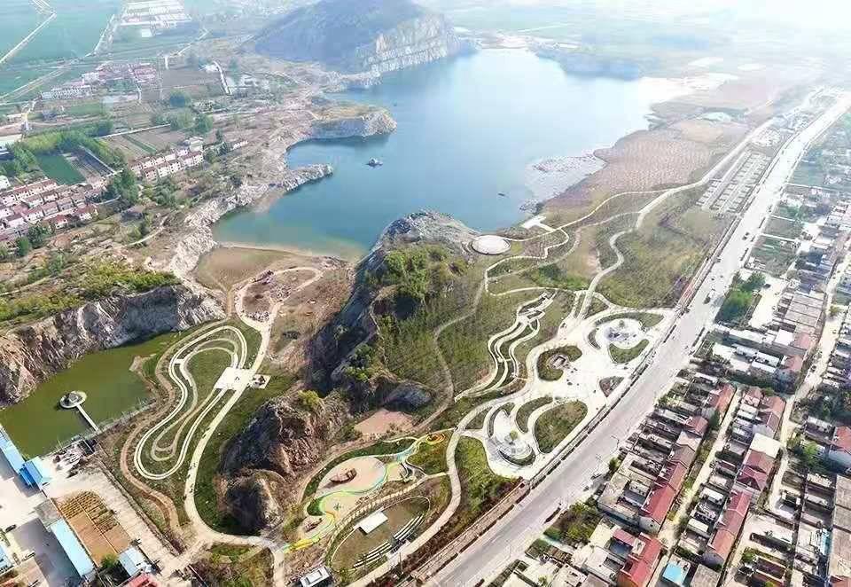 连云港市全民健身嘉年华在刘志洲山体育公园启动