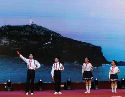 连云港市小选手在省曲艺大赛斩获佳绩