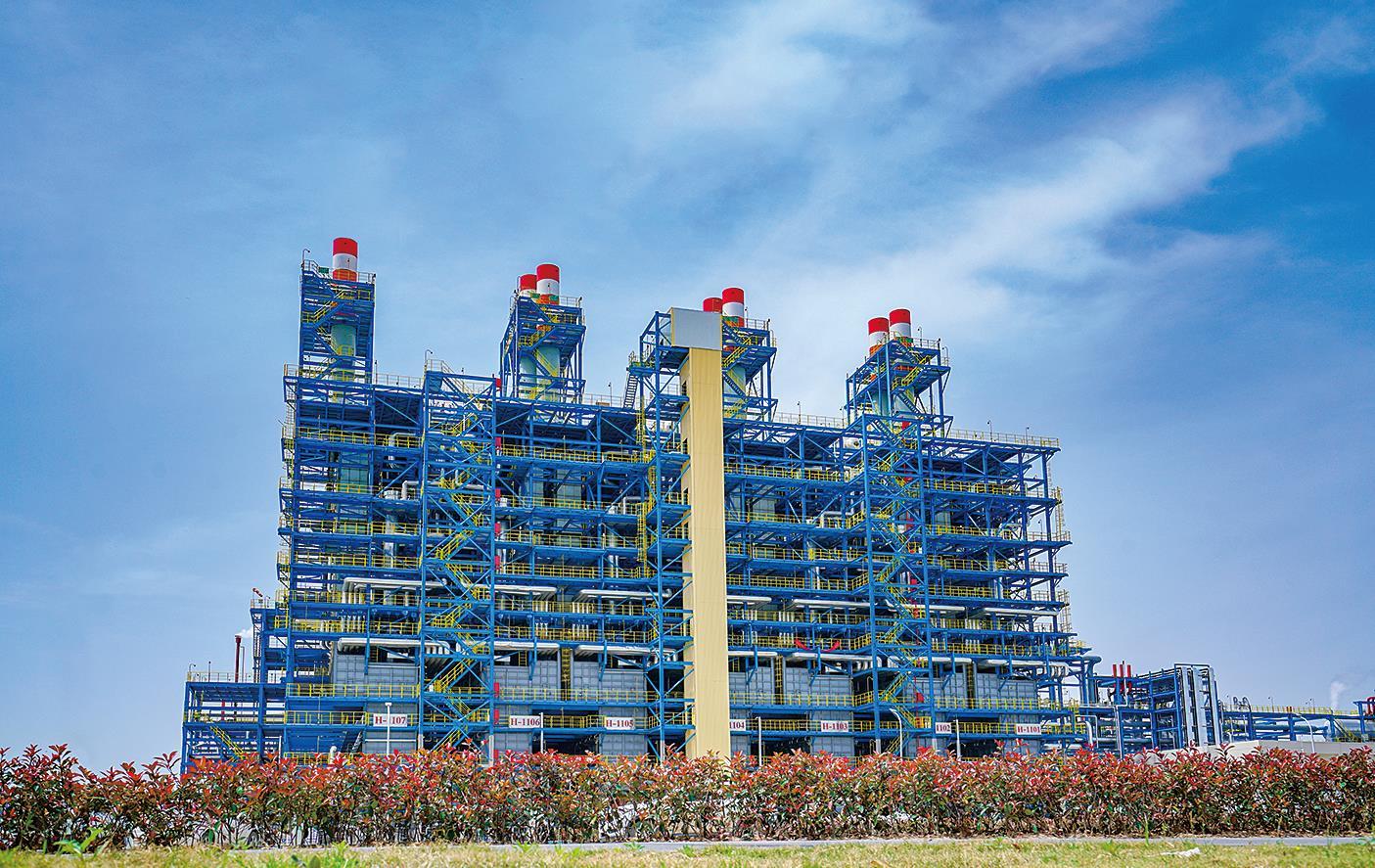 徐圩新區:打造國內化工園區示范標桿