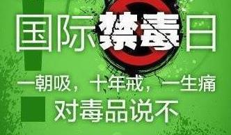 """連云港市舉行""""6·26""""國際禁毒日集中宣傳活動"""