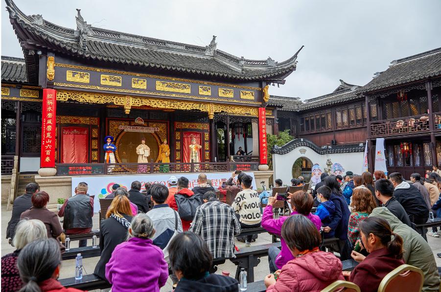 連云港海州童子戲被列入全國瀕危劇目保護扶持名錄