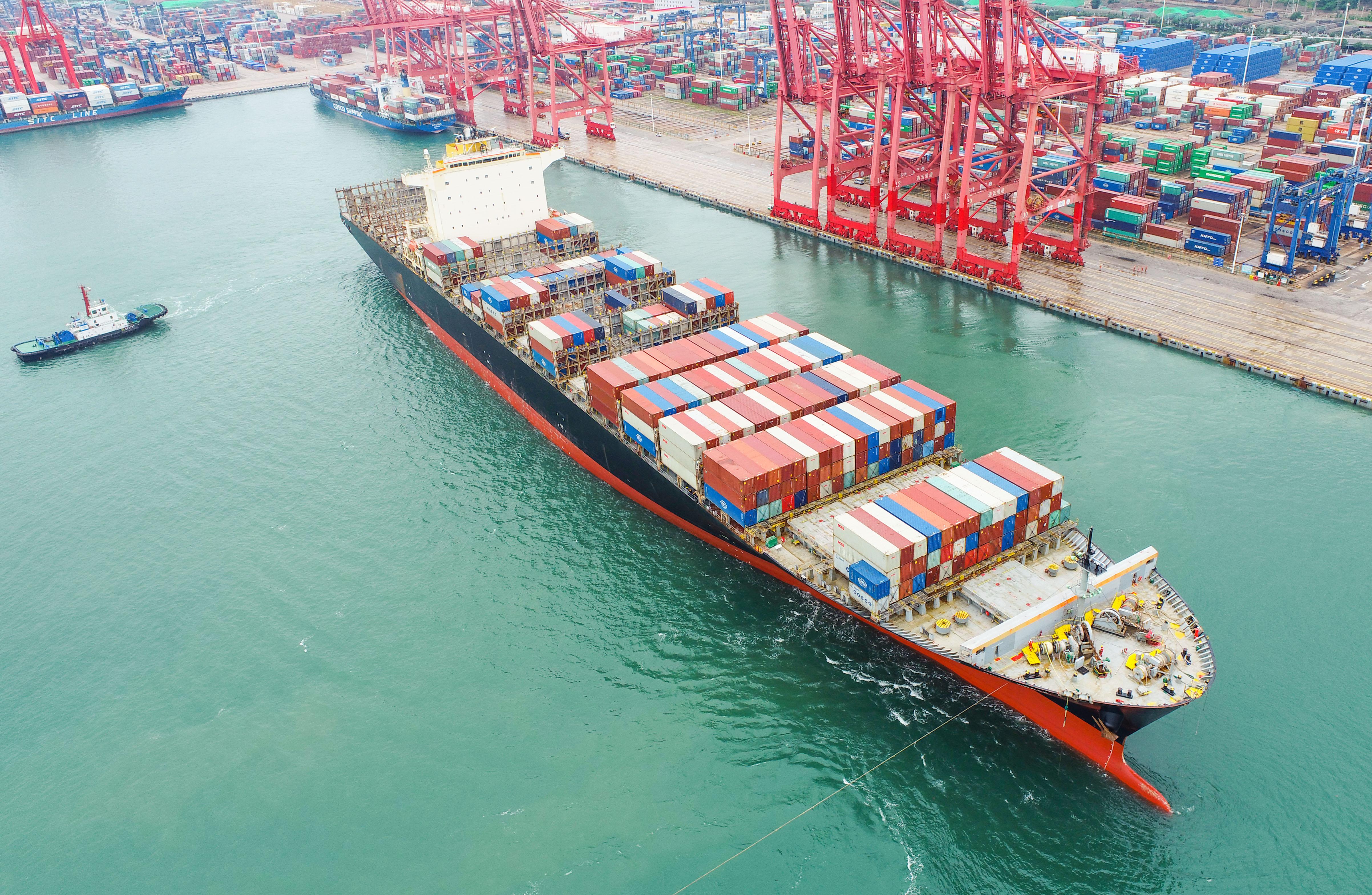 """""""先報后裝""""為港口集裝箱上量提供新的增長點"""