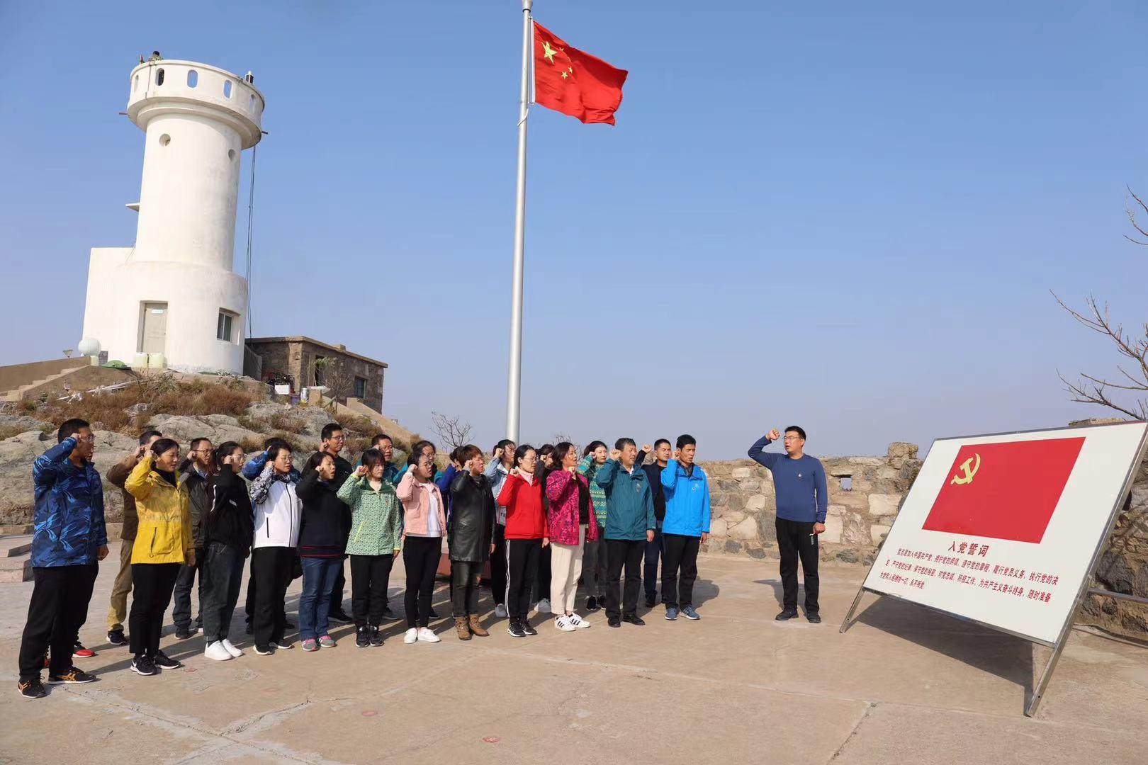 連云港市特教中心 七個紅色音符 奏響育人樂章