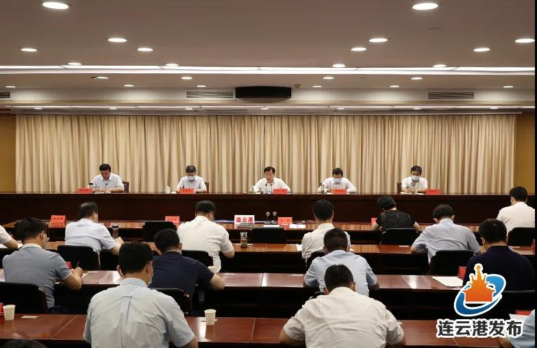 方偉主持召開市委應對新冠肺炎疫情防控領導小組擴大會議