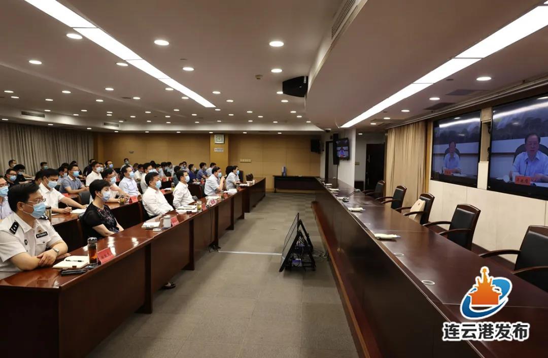 全省疫情防控工作視頻調度會議召開