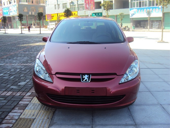 车辆品牌 :东风标致    生产厂家 :神龙汽车公司      原车
