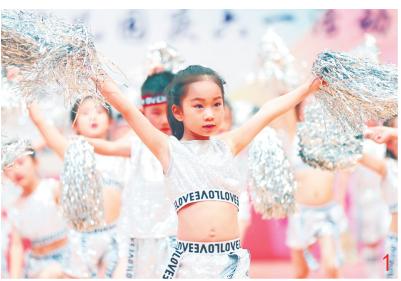 欢庆六一国际儿童节