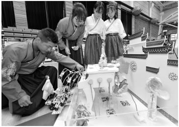 2019年宁台港澳中小学科技创新交流活动举行