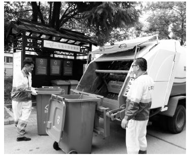 太仓市主城核心区27个小区陆续开展垃圾分类运输工作